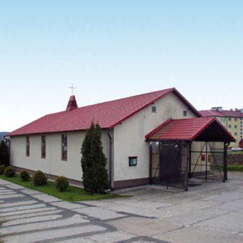Strzyżów – św. J. S. Pelczara