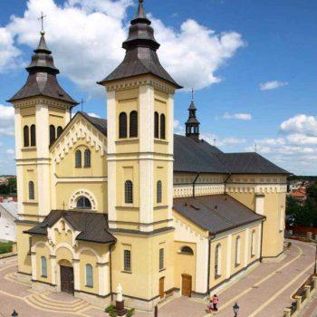 Głogów Małopolski – Trójcy Przenajświętszej