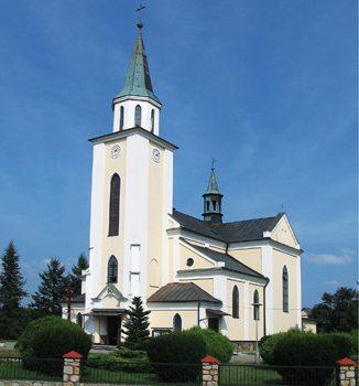 Wysoka Głogowska