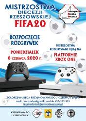 Mistrzostwa LSO Diecezji Rzeszowskiej w FIFA 2020