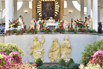 Święto Przemienienia Pańskiego – odpust w Cmolasie