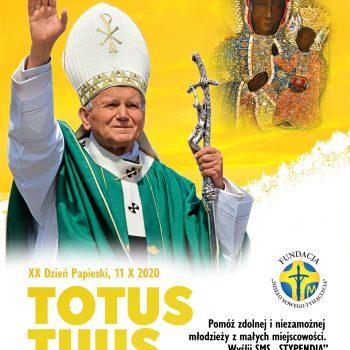 XX Dzień Papieski. Totus Tuus