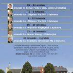 Rekolekcje kapłańskie w Centrum Pojednania w Dębowcu