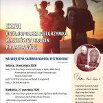Ogólnopolska Pielgrzymka Małżeństw i Rodzin na Jasną Górę