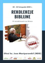 Rekolekcje z o. Jose Maniparambilem na TABORZE