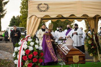 GALERIA. Łaska dobrej śmierci – pogrzeb ks.Stanisława Maca