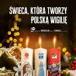 Świeca, która tworzy Polską Wigilię – Wigilijne Dzieło Pomocy Dzieciom