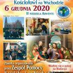 XXI Dzień modlitwy i pomocy materialnej Kościołowi na Wschodzie