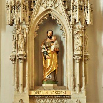 Uroczystość św. Józefa – Oblubieńca NMP, patrona wszystkich ojców i Kościoła