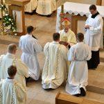 Święcenia diakonatu w Lipinkach