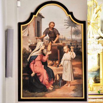 Wspomnienie św. Józefa Rzemieślnika w Roku św. Józefa