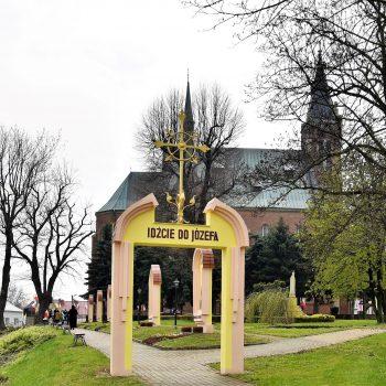 Rzeszów, Skołyszyn: Zawierzenie diecezji św. Józefowi