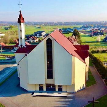 Konsekracja kościoła na osiedlu Budziwój w Rzeszowie