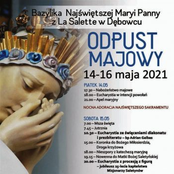 Odpust w Bazylice Najświętszej Maryi Panny w Dębowcu