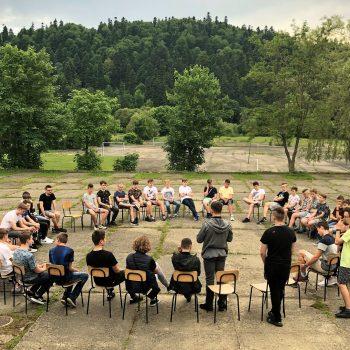 Dzień skupienia LSO w Kotani