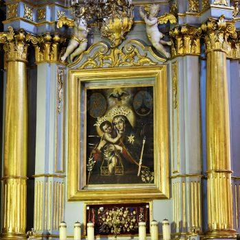10. rocznica koronacji obrazu Matki Bożej Szkaplerznej w Rzeszowie