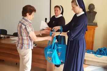 Caritas naDzień Dziadków iOsób Starszych