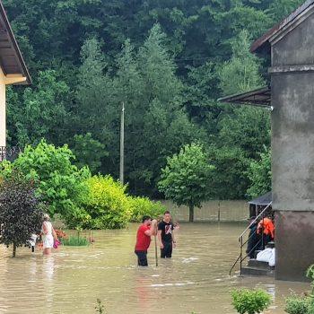 Pomoc rzeszowskiej Caritas dla poszkodowanych wskutek burz i ulew
