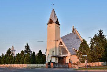 Konsekracja kościoła św. Maksymiliana Kolbego w Głogowie Małopolskim