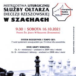 Mistrzostwa Liturgicznej Służby Ołtarza w szachach