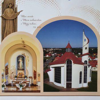 Ustanowienie Sanktuarium Miłosierdzia Bożego