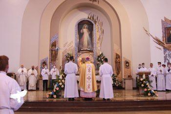 Ustanowienie Diecezjalnego Sanktuarium Bożego Miłosierdzia. GALERIA