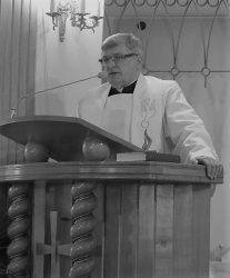 Zmarł śp. ks. Kazimierz Płonka, proboszcz parafii pw. św. Józefa Robotnika w Pstrągowej