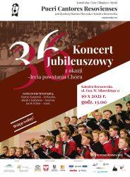 Koncert Jubileuszowy Chóru Katedralnego