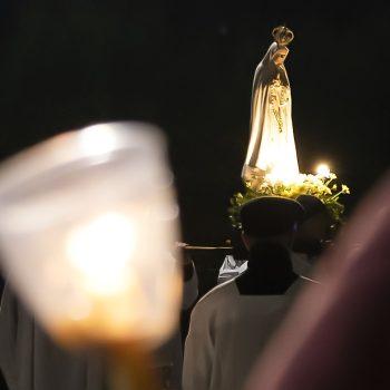 Październikowe nabożeństwo fatimskie w Katedrze