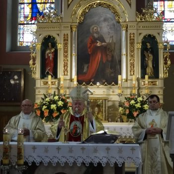 Służba zdrowia u św. Łukasza w Mrowli
