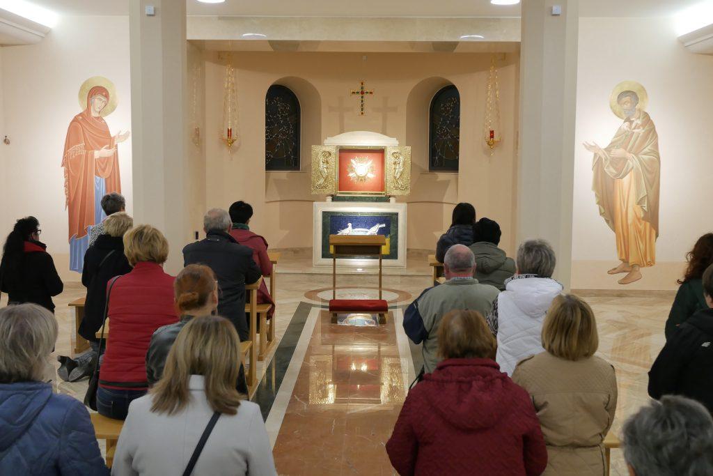 Kaplica Wieczystej Adoracji w Dębowcu