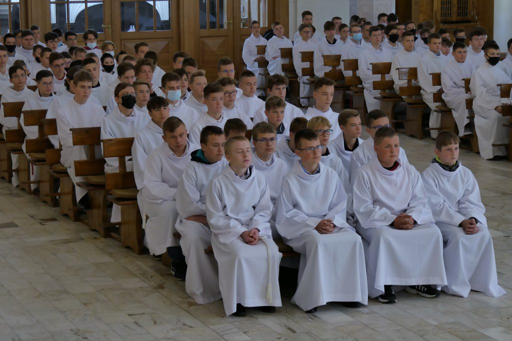 Jesteście sługami Słowa Bożego. 151 nowych lektorów LSO